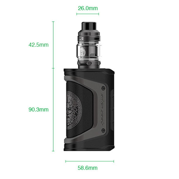 Geek Vape Aegis Legend Limited Edition Kit With Zeus Tank - Vapor King