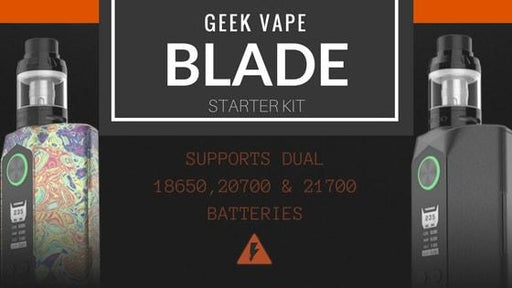 Geek Vape Blade Starter Kit - Vapor King