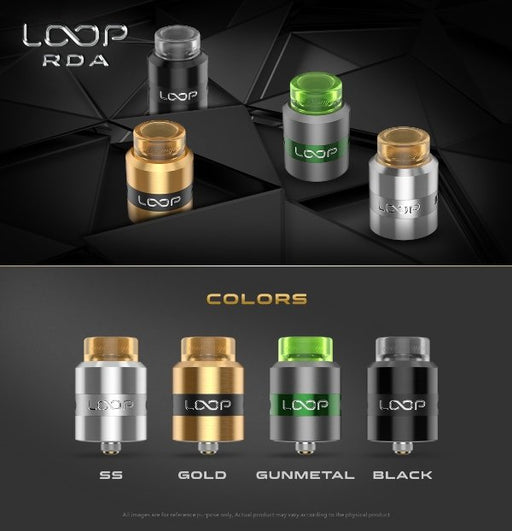Geek Vape Loop RDA - WholesaleVapor.com