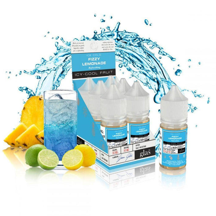 Glas Basix Nic Salts 30ml - New Flavor - WholesaleVapor.com