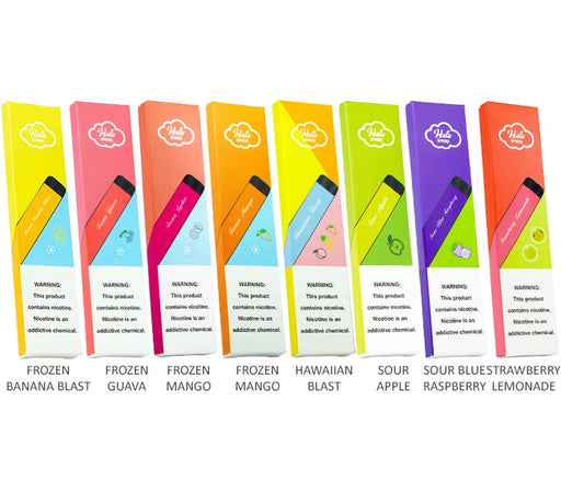 Hale Disposable E-Cig (Sold Individually) - Vapor King
