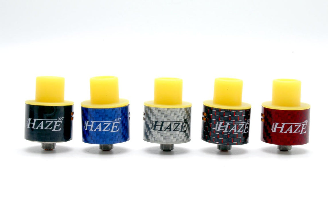 Haze Mini Carbon Fiber RDA by Cloudcig