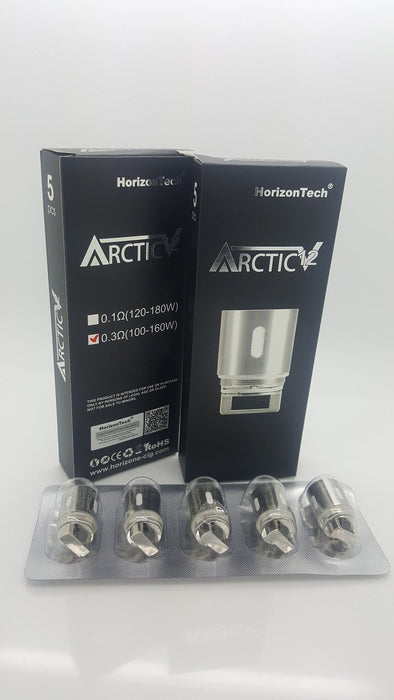 Horizon Arctic V12 coils 5 Pack - Vapor King