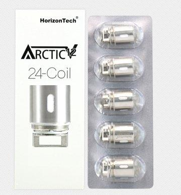 Horizon Arctic V12 Coils (5 Pack) - Vapor King