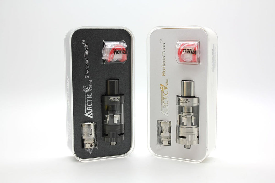 Horizon Arctic V8 Mini Tank - Vapor King