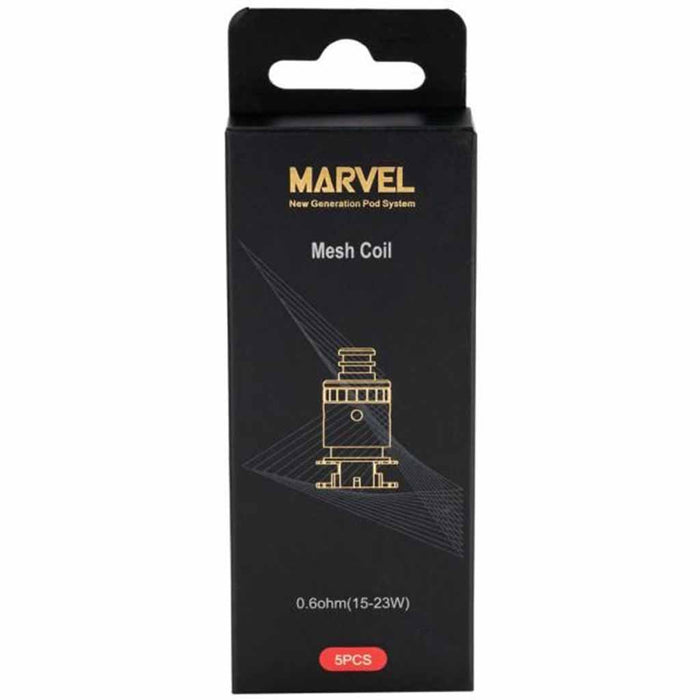 Hotcig Marvel Replacement Coils (5 Pack)