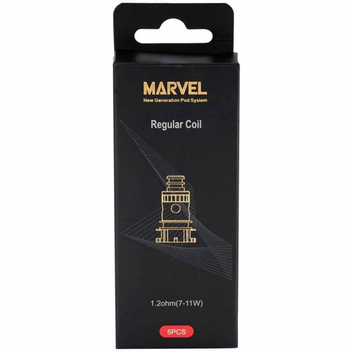 Hotcig Marvel Replacement Coils (5 Pack) - WholesaleVapor.com