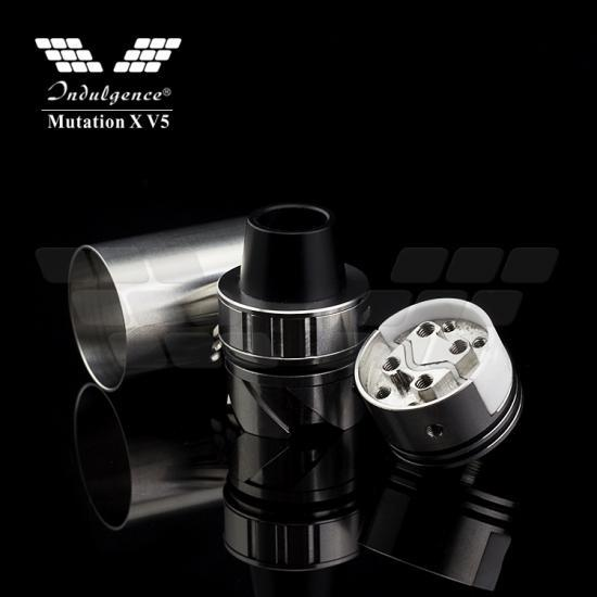 Indulgence Mutation X V5 RDA - Vapor King