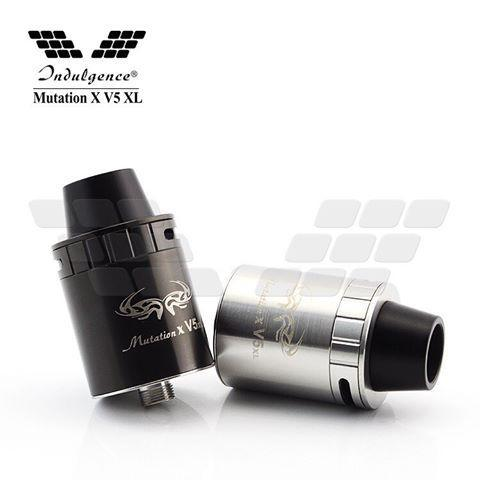 Indulgence Mutation X V5 XL RDA - Vapor King