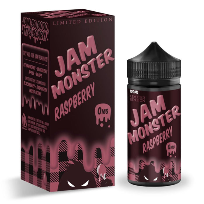 Jam Monster 100ml - New Flavor - WholesaleVapor.com