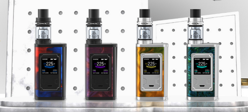 Wholesale Vapor SmokTech Majesty Resin Starter Kit