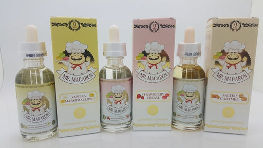Mr. Macaron Eliquid 60ml - Vapor King