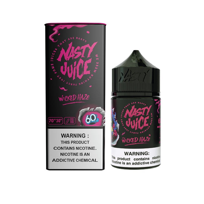 Nasty Juice Eliquid 60ml - WholesaleVapor.com