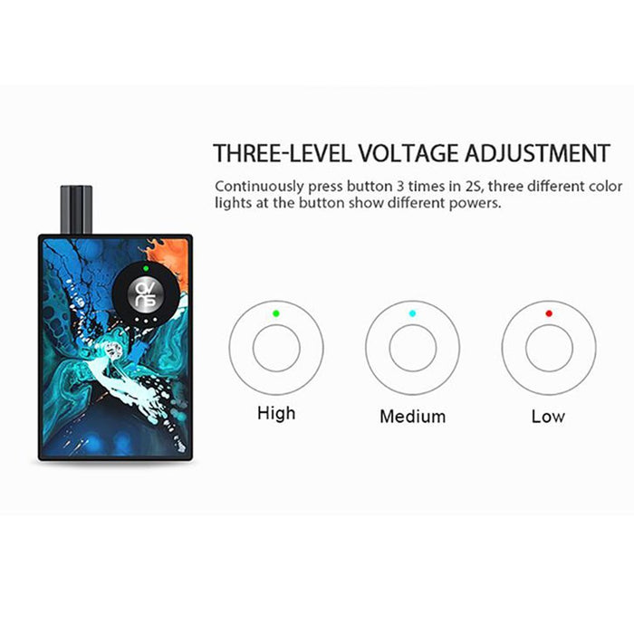 Ovns JC02 Pod Kit - WholesaleVapor.com