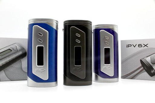 Pioneer4You IPV6x 215w Box Mod - Vapor King