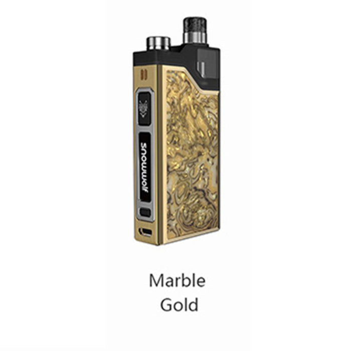 Sigelei SnowWolf WOCKET Pod System (Pod & Mod Sold Together,Packaged Separately) - WholesaleVapor.com