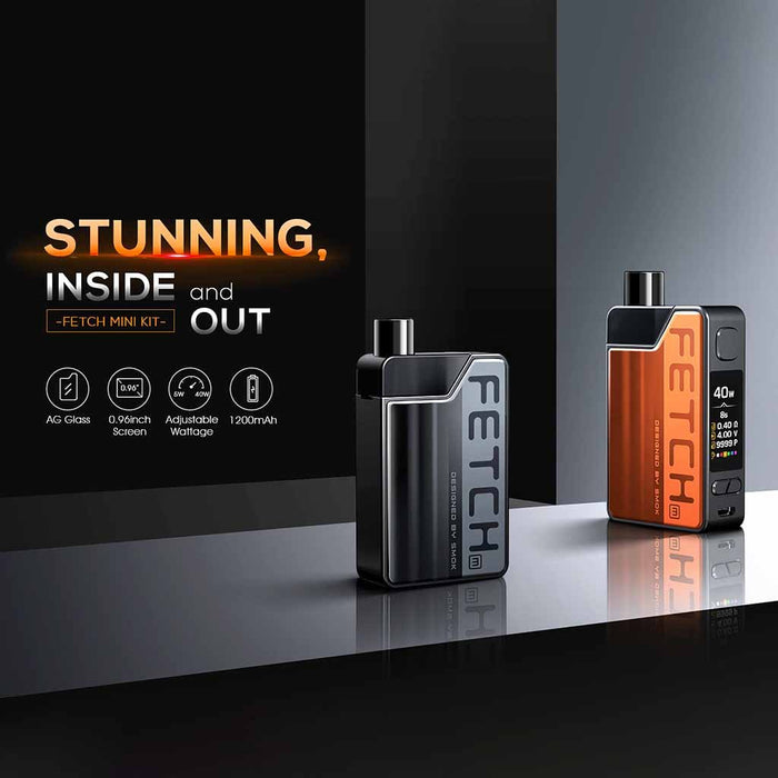 Smok Fetch Mini Kit - WholesaleVapor.com