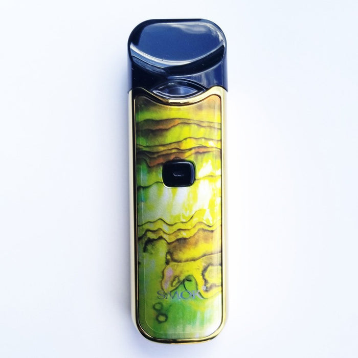 Smok Nord Pod Starter KIt - Resin Edition - New Colors - WholesaleVapor.com