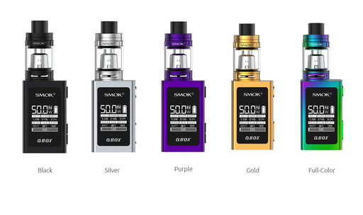 Smok Qbox Starter Kit - Vapor King