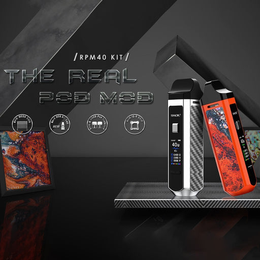 Smok RPM40 Pod Kit - Vapor King