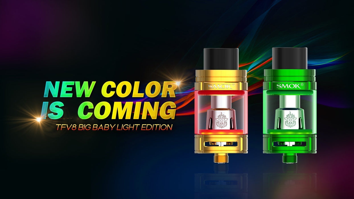 Smok TFV8 Big Baby Light Edition - Vapor King