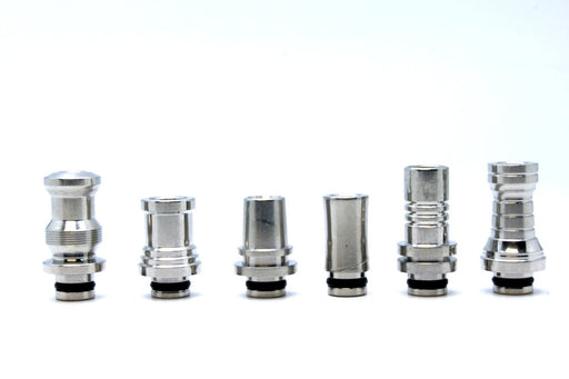 Stainless Steel Drip Tip (Different Style Options) - Vapor King