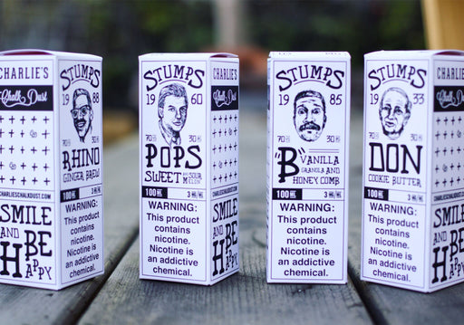 Stumps 100ml by Charlie's Chalk Dust - WholesaleVapor.com