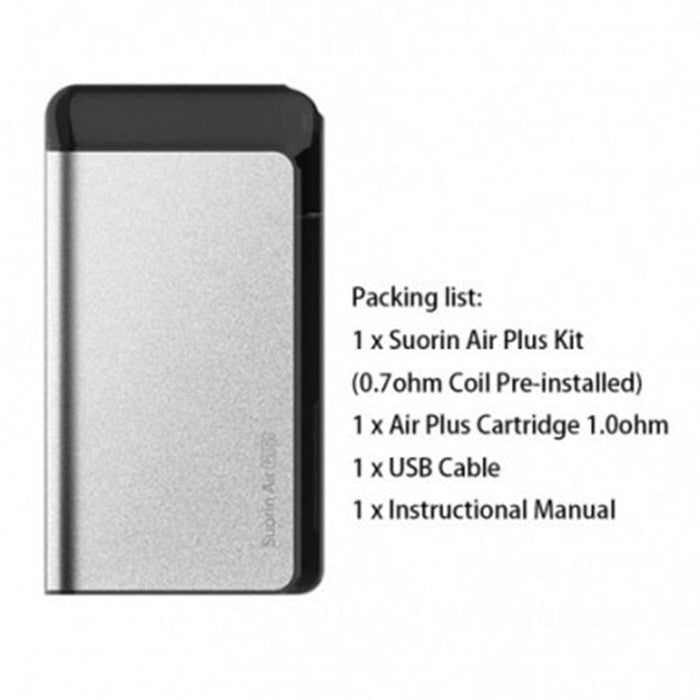 Suorin Air Plus Box Kit - WholesaleVapor.com ?id=15604991754293