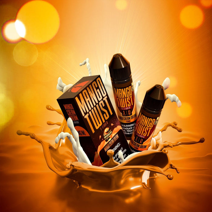 Twist Eliquid 120ml - (Twist-Honey Twist-Cookie Twist) New Flavors - WholesaleVapor.com