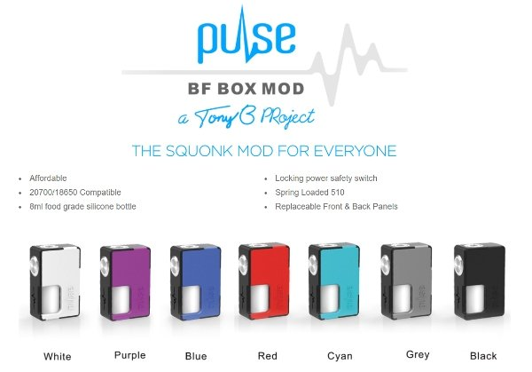 Vandy Vape Pulse BF Starter Kit - WholesaleVapor.com ?id=15605014757429