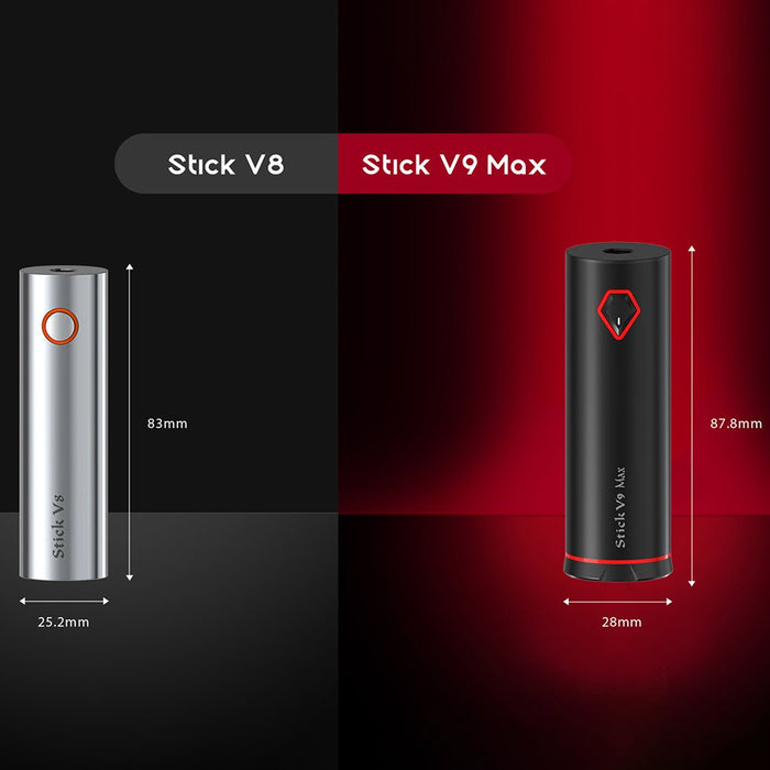 Wholesale Vapor Smoktech Stick V9 Max V8 Comparison