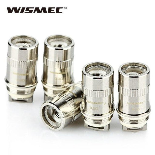 Wismec Amor Mini Replacement Coils (5 pack) - Vapor King