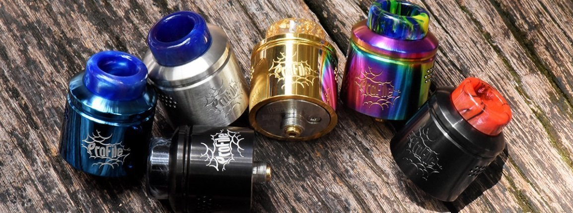Wotofo Profile RDA - Vapor King