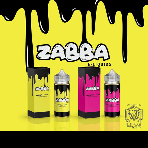Zabba Eliquid by Ethos Vapor - 100ml - Vapor King