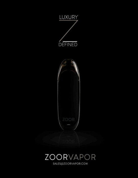 Zoor Pod Starter Kit - Vapor King