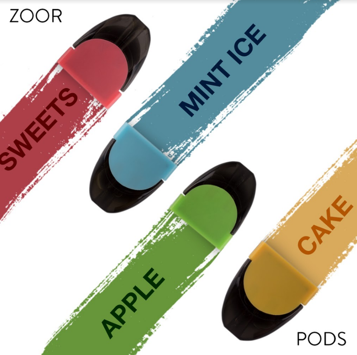 7 Daze Zoor Pods 4 Pack