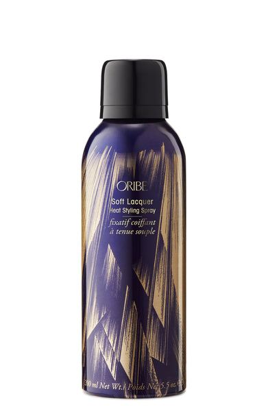 Soft Lacquer Heat Styling Spray base