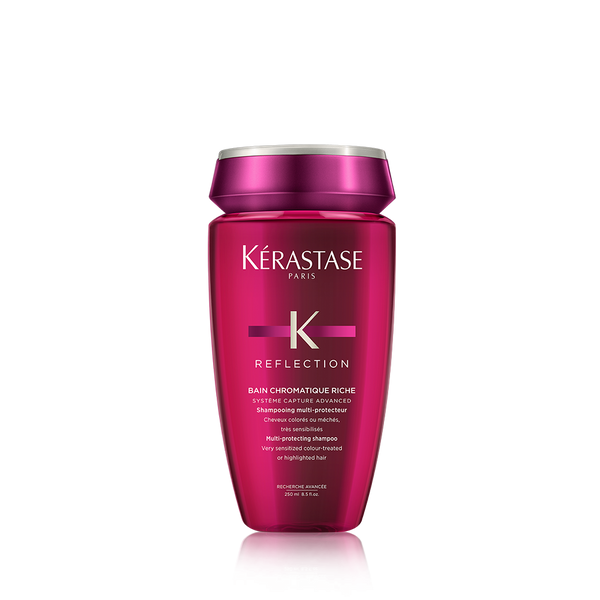 Bain Chromatique Riche Shampoo For Colored Treated Hair