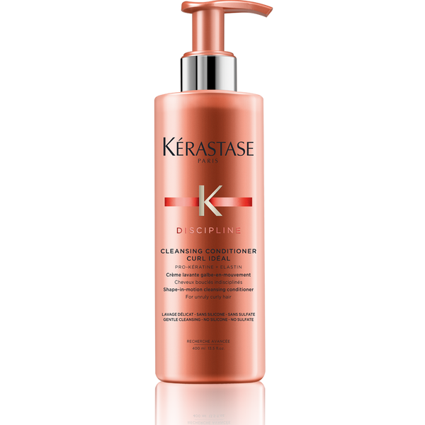 Cleansing Conditioner Curl Ideal For Curly Hair
