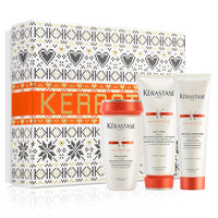 Nutritive Luxury Gift Set For Intensely Nourished Hair