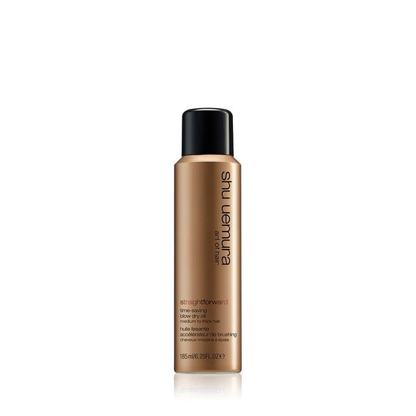 Straightforward Blow Dry Oil Spray