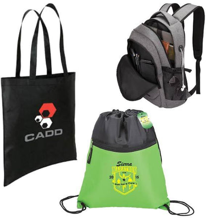 Custom bags with your logo (promotional product)