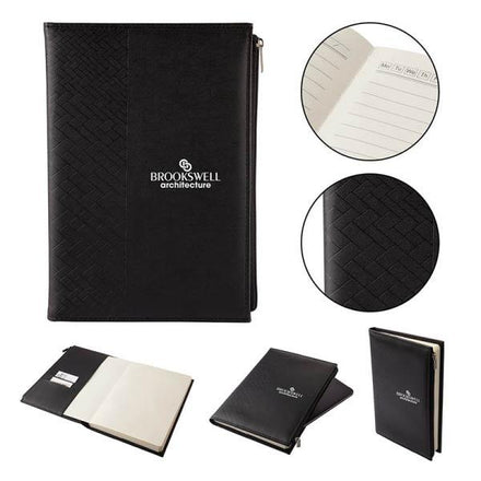 Custom padfolios and notebooks with your logo (promotional product)