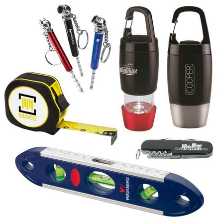 Custom tools with your logo (promotional product)