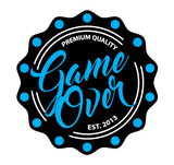 Game Over Premium Quality Guarantee