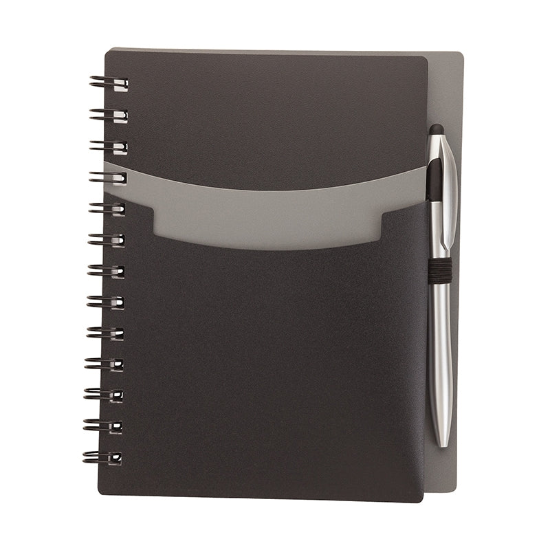 Academy Junior Notebook and Stylus Pen