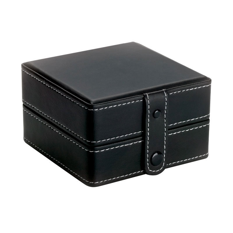 Black Leatherette Gift Box