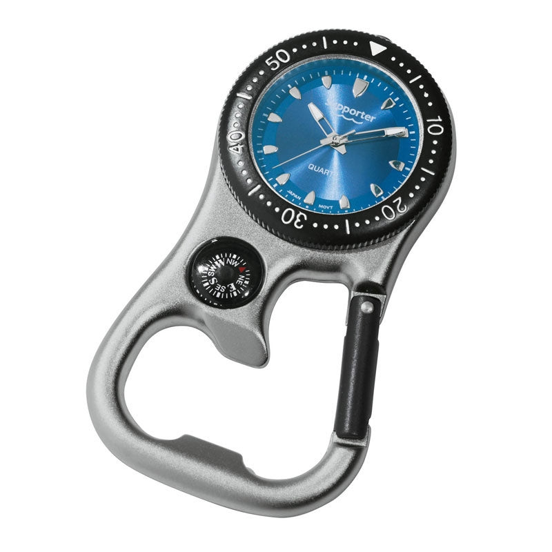Carabiner Style Watch