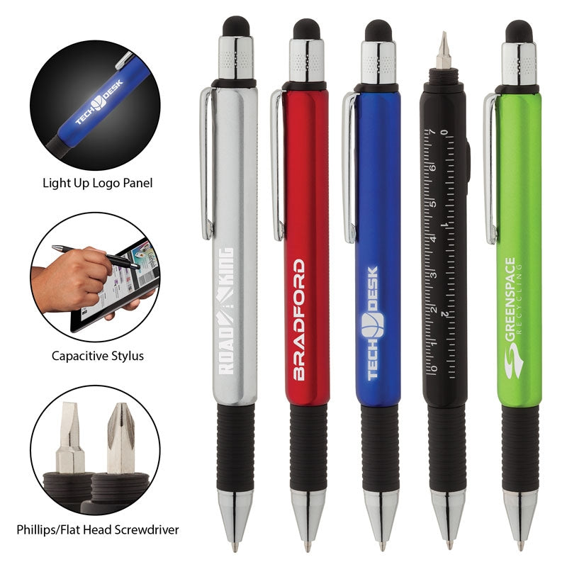 Catania Light Up Utility Pen