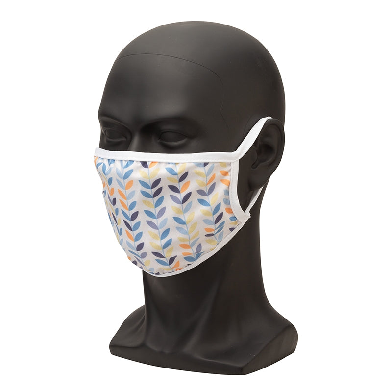 Adult Face Mask Custom Printed PLUS Ear Savers